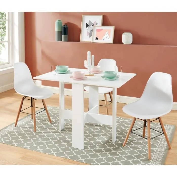 table gain de place