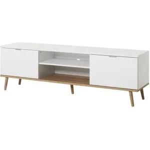 meuble tv scandinave 160 cm