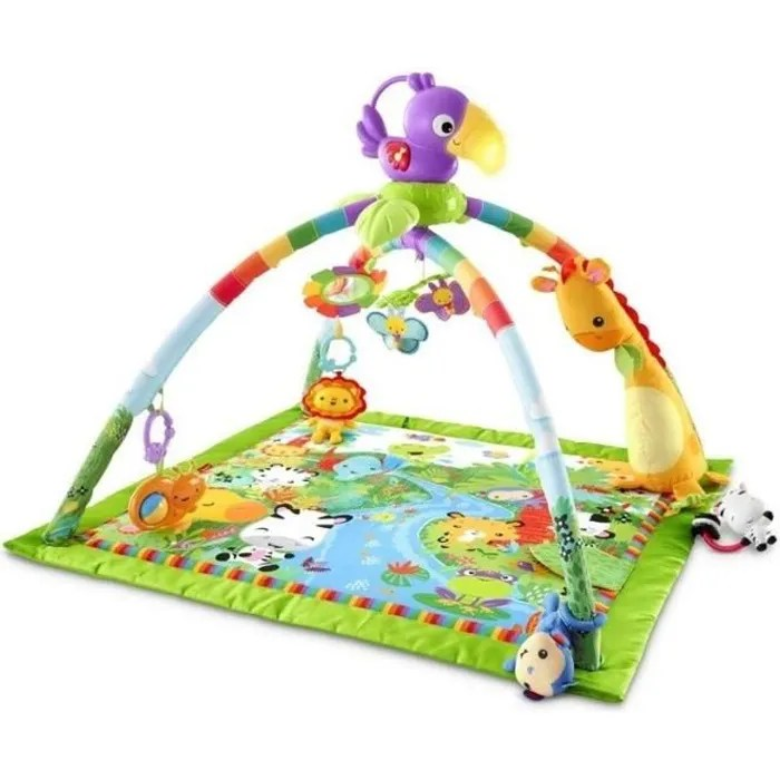 fisher price tapis de la jungle des la naissance