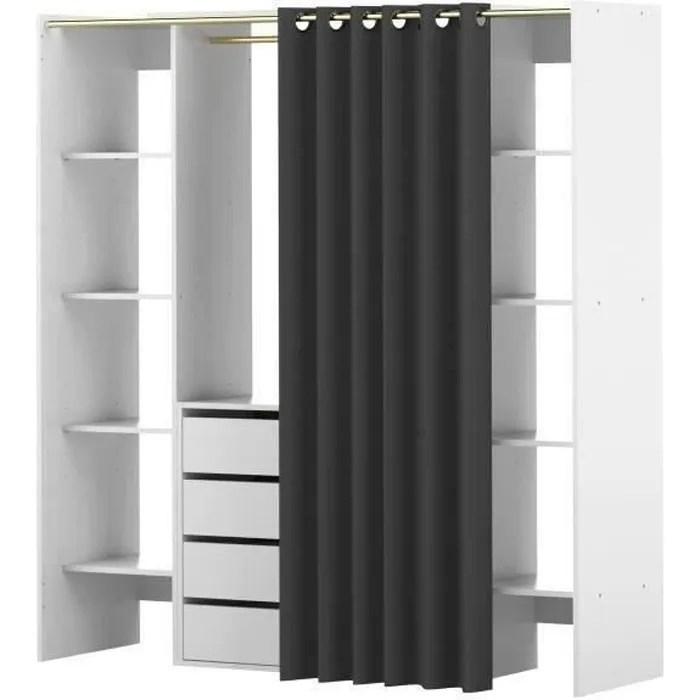 colonne meuble profondeur 25cm