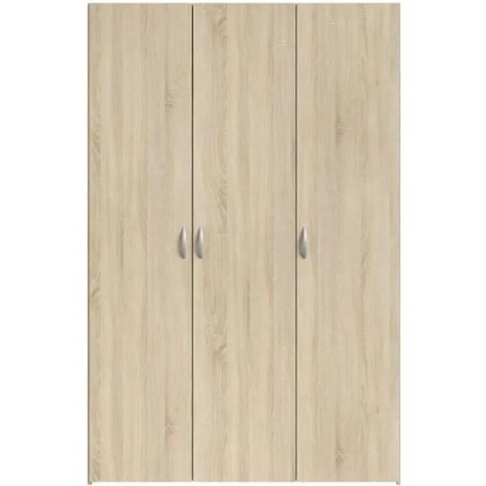 armoire bois clair