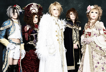 Versailles major debut single