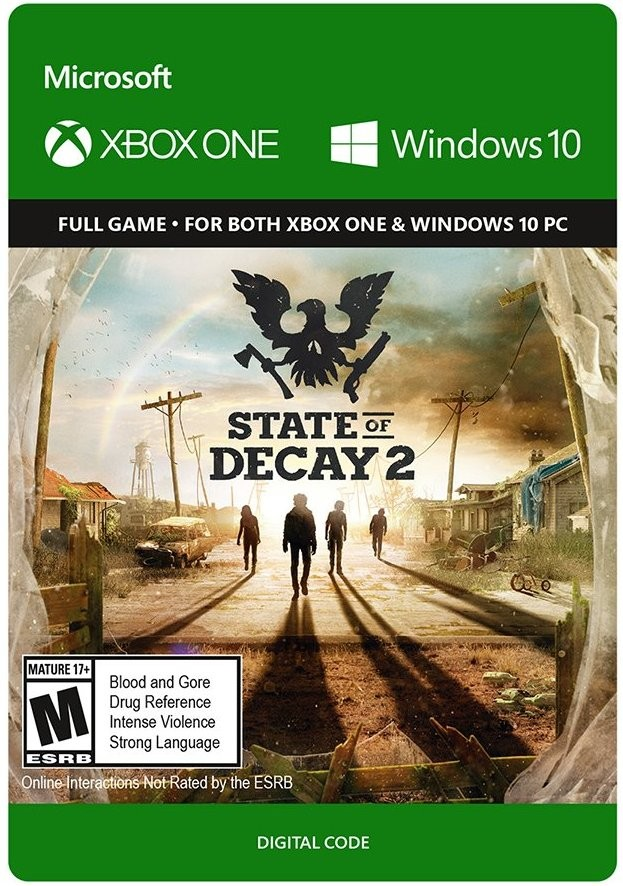 Download Free: State of decay 2 download pc