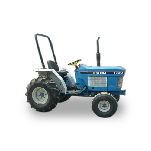 Ford 1720 Tractor Manual