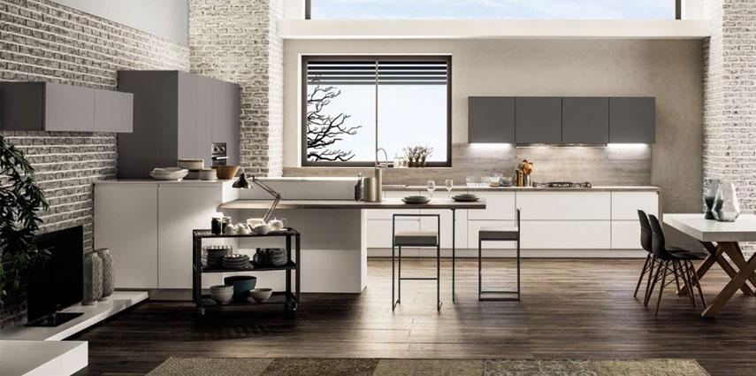Basta puntare su un arredamento funzionale e moderno. Cucine Da Sogno Moderne Idee Per La Tua Cucina Cdm I Mobili