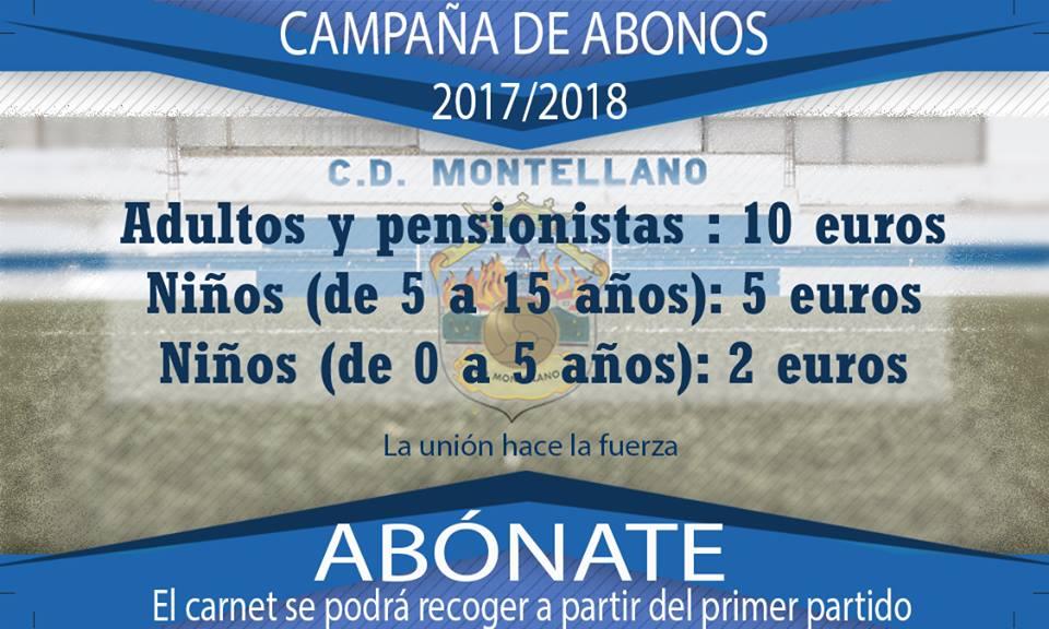 campaña abonados CD Motellano