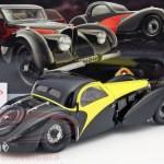 Bauer 1 12 Bugatti Atalante Type 57 Sc Year 1937 Black Yellow 7828 Z75y Model Car 7828 Z75y