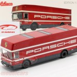 Schuco 1 43 Mercedes Benz O 317 Race Truck Porsche Motorsport Red 450372900 Model Car 450372900 4007864025008