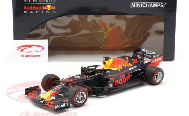 Minichamps 1 18 Max Verstappen Red Bull Racing Rb15 33