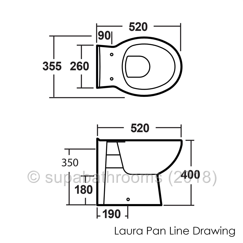 Do Not Flush Toliet Signs