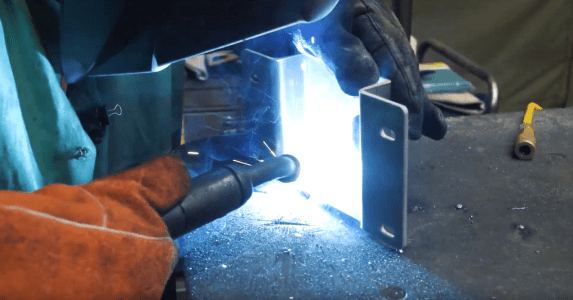 Throughout the sheet metal process there are many phases such as welding.