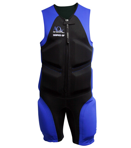 AQX Mens Zero Gravity Flotation Suit at SwimOutletcom