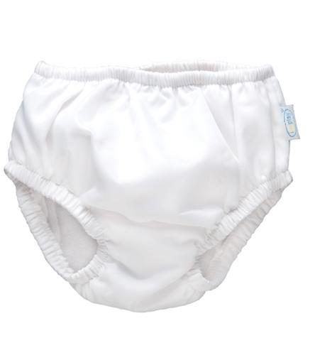 iPlay White Ultimate Swim Diaper at SwimOutlet.com