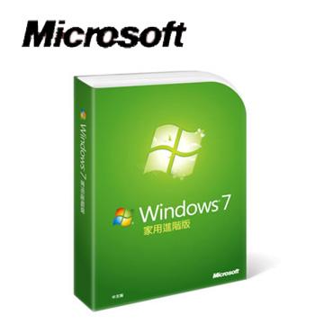 Windows 7中文升級版(家用進階版.XP/VISTA升級用) Win7家用進階 | 燦坤線上購物~燦坤實體守護