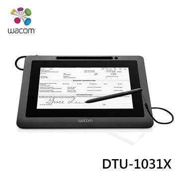 Wacom DTU-1031 X液晶簽名顯示器 DTU-1031 X   燦坤線上購物~燦坤實體守護