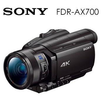 SONY FDR-AX700 4K高畫質攝影機 FDR-AX700 | 燦坤線上購物~燦坤實體守護