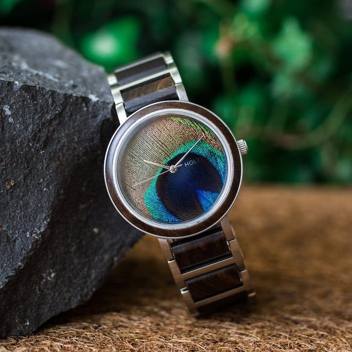 Holzkern Wood Watches  The True Colors Collection