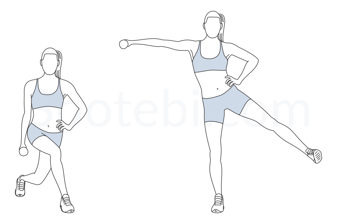 Versatile 7 New Ways To Tone Your Butt, Hips, And Thighs