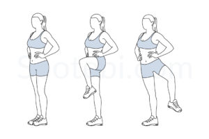 Glutes And Hip Flexors Exercises