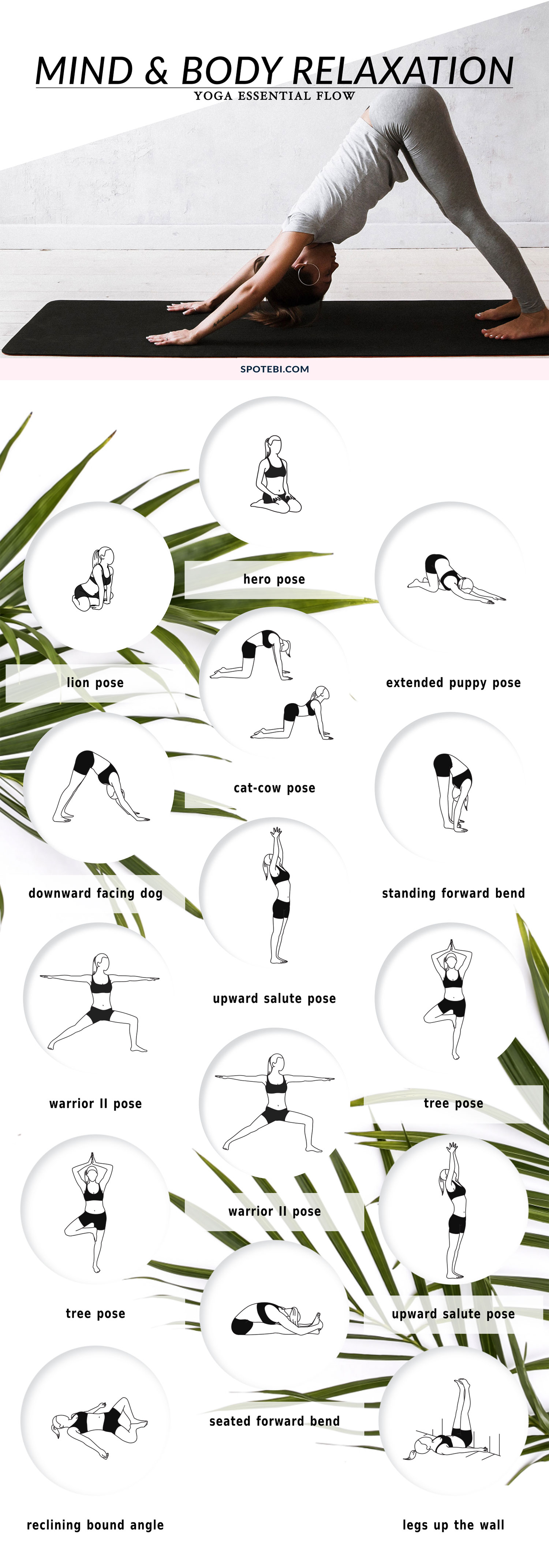Mind Amp Body Relaxation Sequence