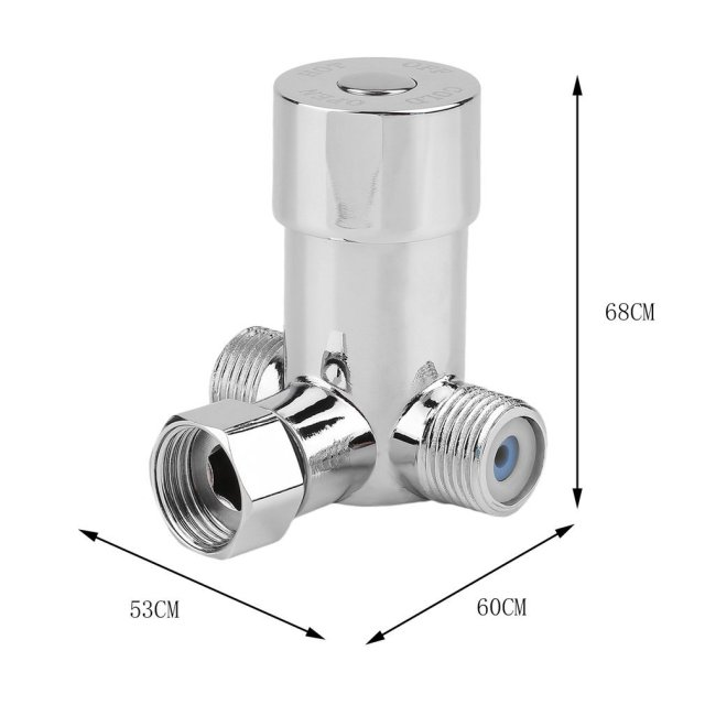 Water Mixing Valve For Touchless Faucet Thermostatic