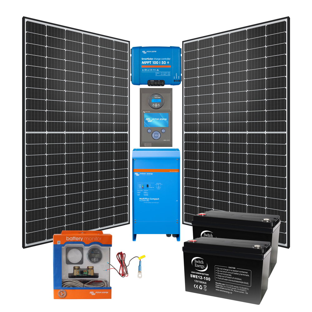 Victron Energy RV kits