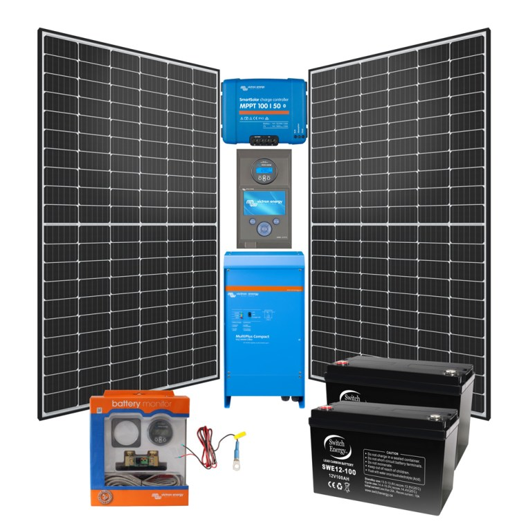 Victron Energy RV Solar kits
