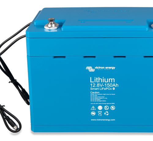 LiFePO4 Battery 12.8V 150Ah-Smart