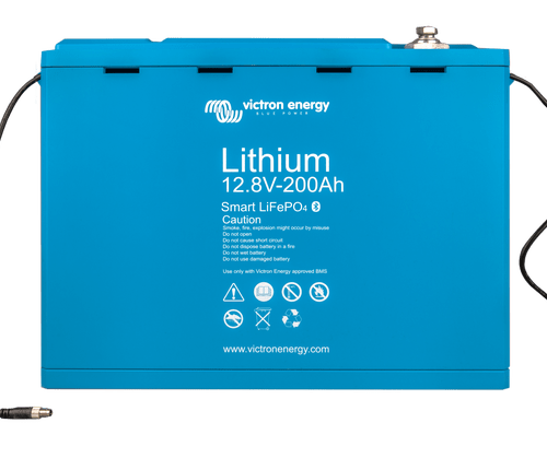 LiFePO4 Battery 12,8V 200Ah - Smart