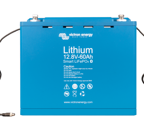 LiFePO4 battery 12,8V 60Ah - Smart
