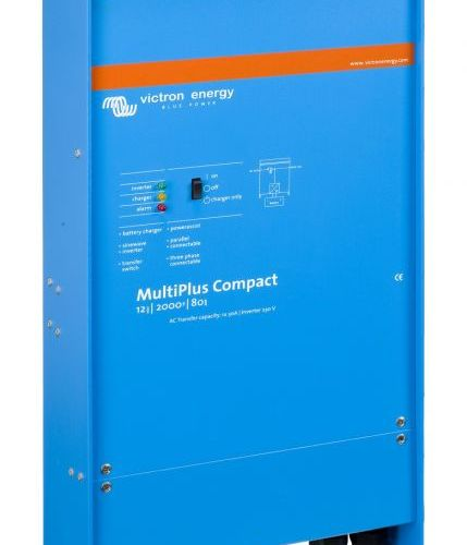 Victron Energy MultiPlus Compact 12-2000-80-30 230V VE.Bus - CMP122200000