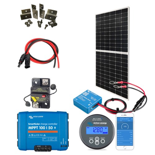 Victron BMV 712 RV Solar Kit