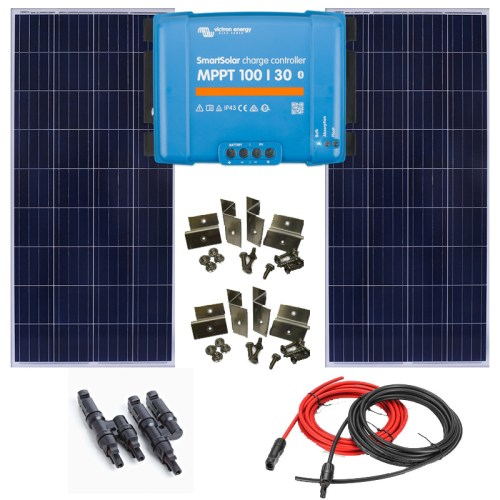 Victron smartsolar rv kit