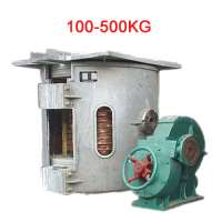 Induction melting furnace-Cooldo Industrial Co.,Ltd