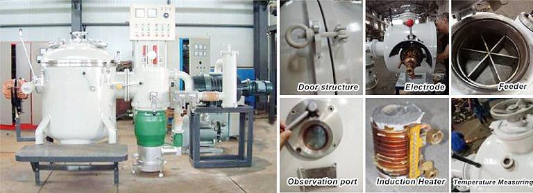 Vacuum Induction Melting Furnace