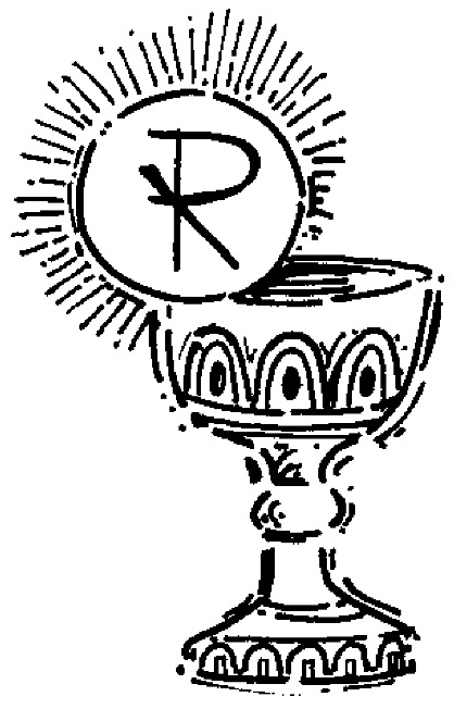 Eucharistic Adoration Coloring Coloring Page Coloring Pages