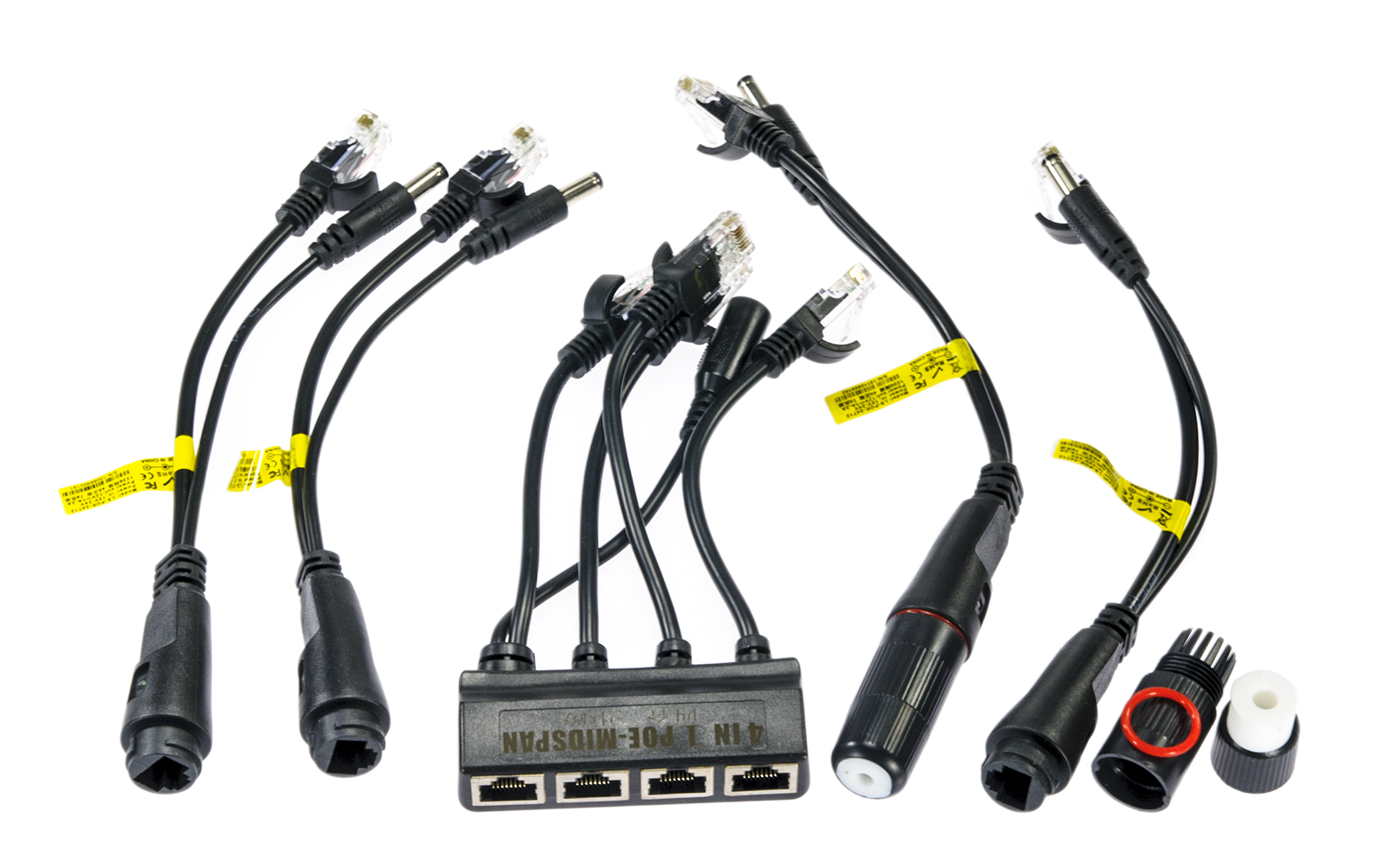 Adapter Poe 8 Port