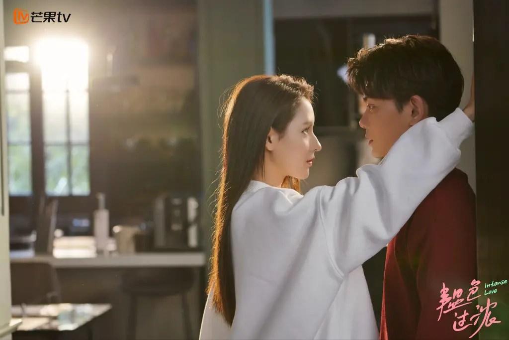 Intense Love Drama Still 1