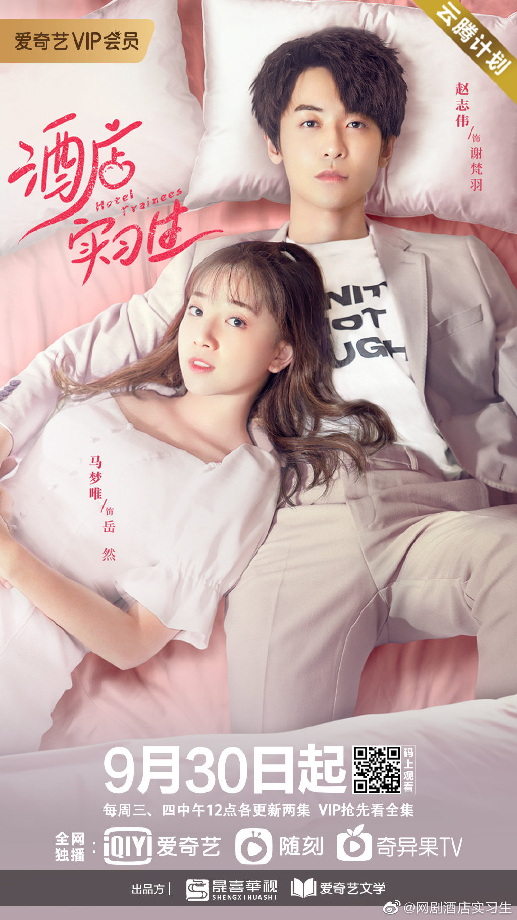 Hotel Trainees Chinese Drama Poster