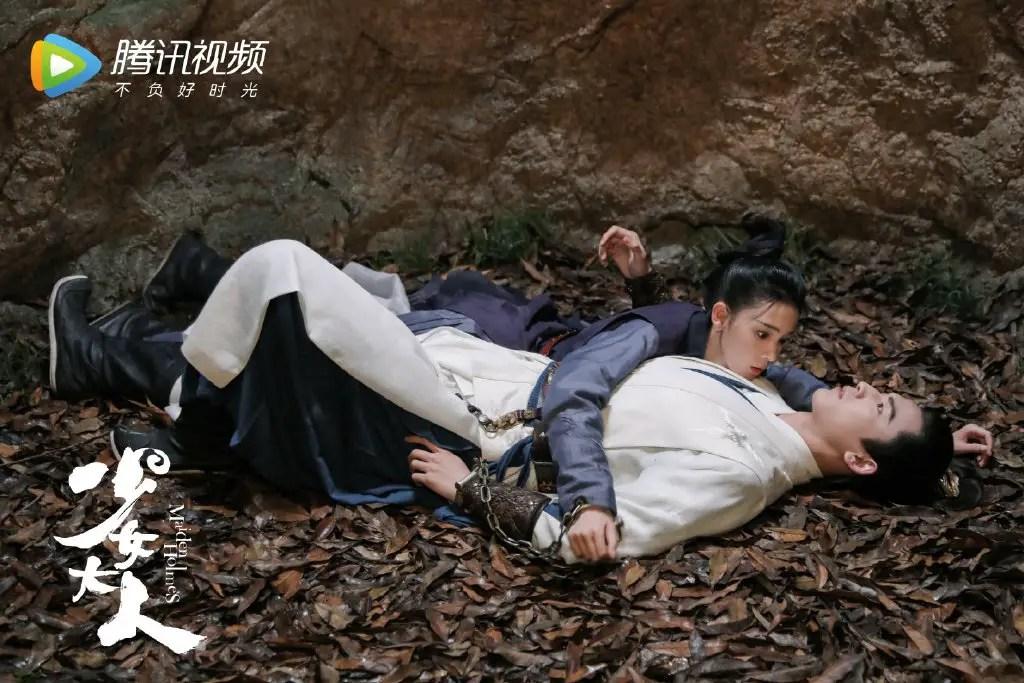 Maiden Holmes Chinese Drama Still 1