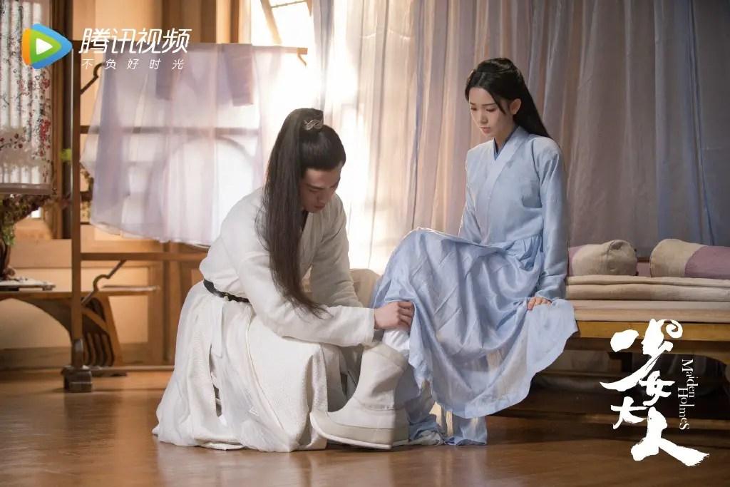 Maiden Holmes Chinese Drama Still 3