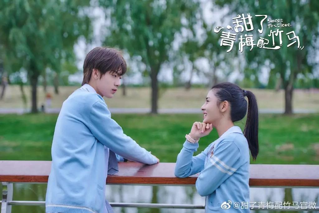 Sweet First Love Chinese Drama Still 3