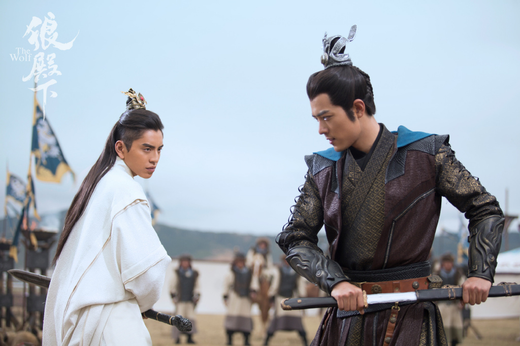 The Wolf Chinese Drama Still 3