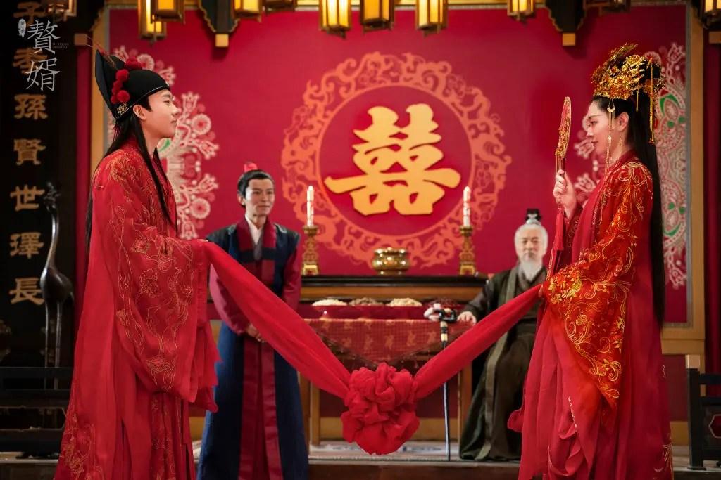 My Heroic Husband Chinese Drama Still 1