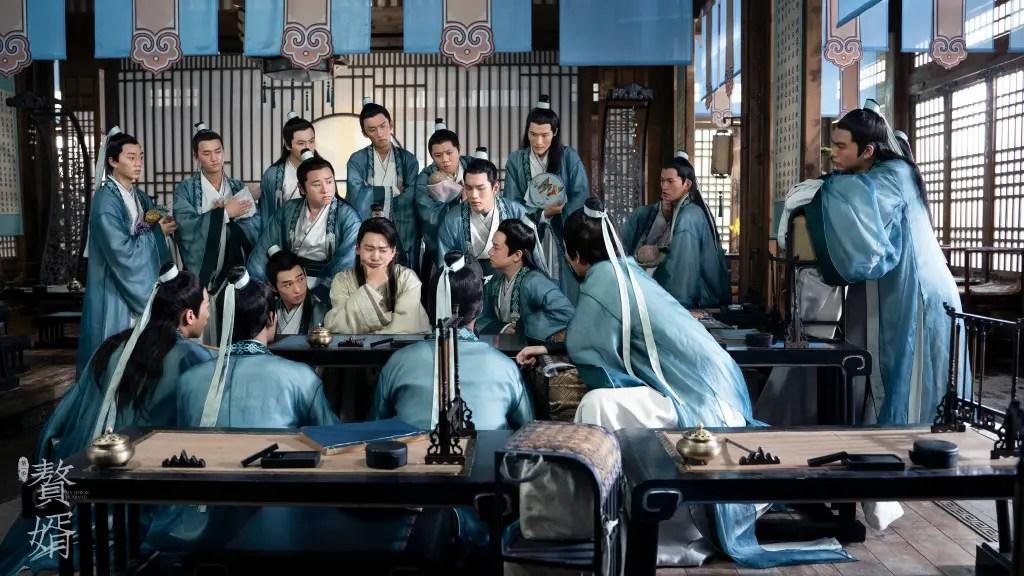 My Heroic Husband Chinese Drama Still 2