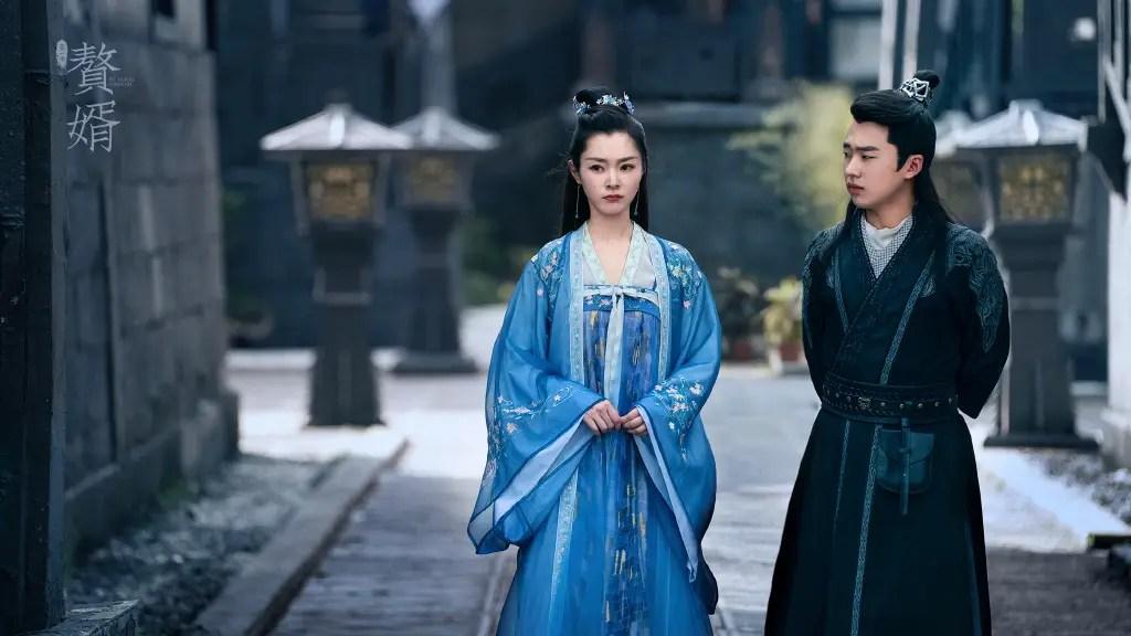 My Heroic Husband Chinese Drama Still 3