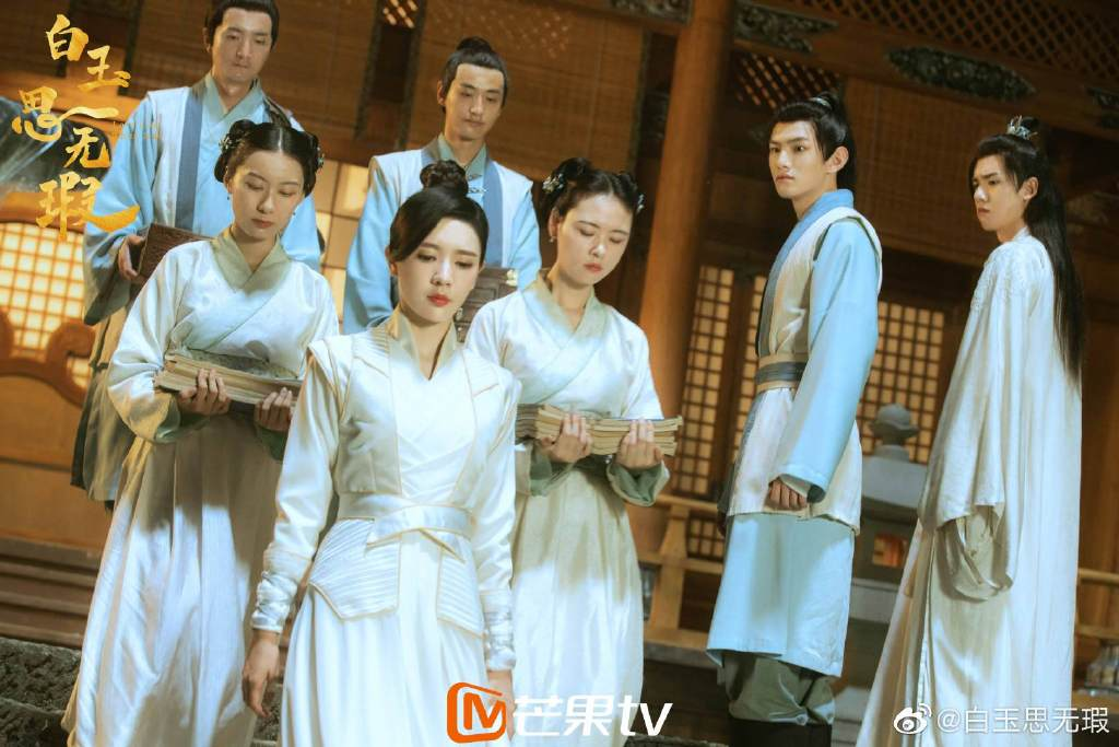 Love Like White Jade Chinese Drama Still 4