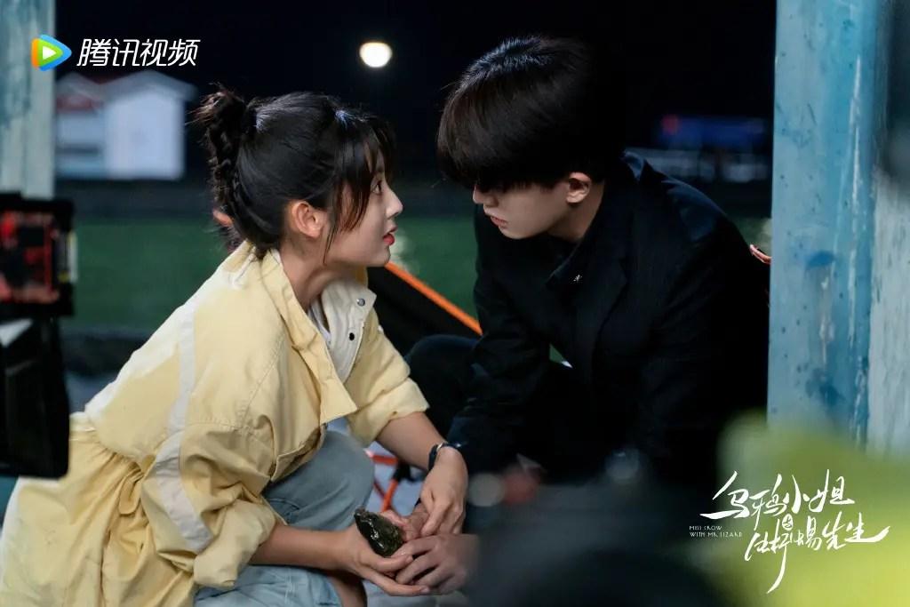 Miss Crow With Mr Lizard Chinese Drama Still 3