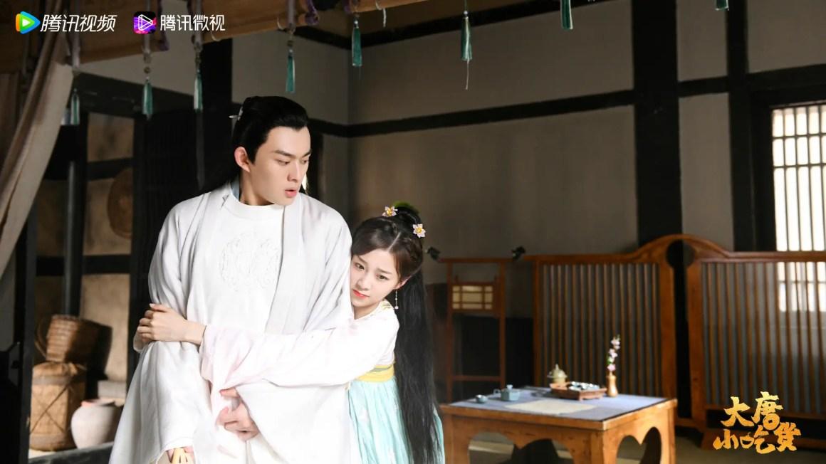 Gourmet in Tang Dynasty Drama Still 2