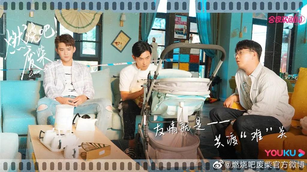 Litter To Glitter Chinese Drama Still 1